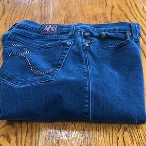 Rock & Republic Kasandra Jeans, Size 12